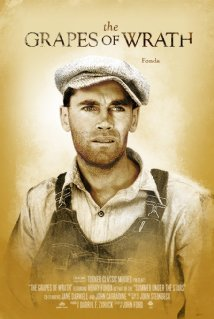 Cover for Grapes of Wrath