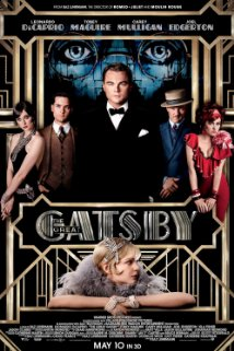 Cover for The Great Gatsby 2013