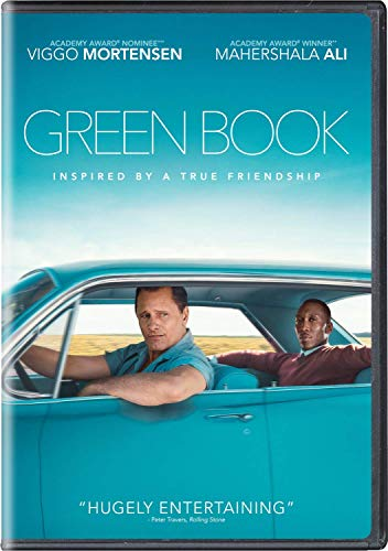 Cover for Green Book