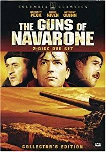 Cover for Guns of Navarone