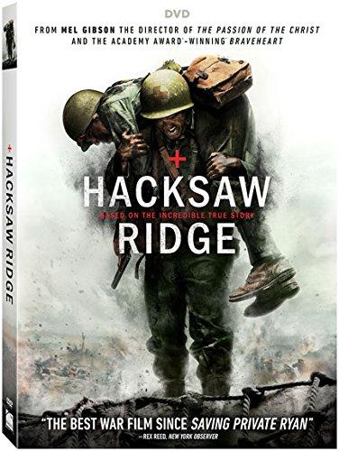 Cover for Hacksaw Ridge