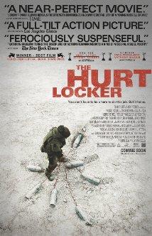 Cover for The Hurt Locker