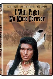 Cover for I Will Fight No More Forever