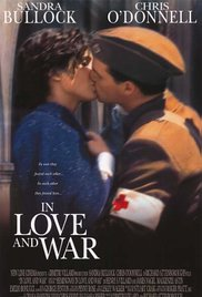 Cover for In Love and War