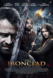 Cover for Ironclad