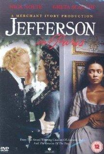 Cover for Jefferson in Paris