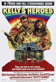Cover for Kelly's Heroes