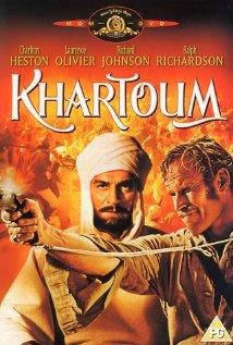 Cover for Khartoum