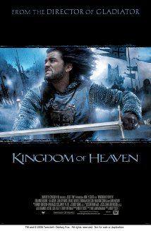 Cover for Kingdom of Heaven