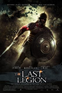 Cover for Last Legion