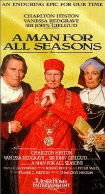 Cover for A Man for All Seasons 1988