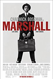 Cover for Marshall