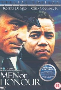 Cover for Men of Honor
