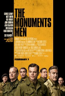 Cover for the Monuments Men