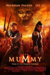 Cover for The Mummy: Tomb of the Dragon Emperor