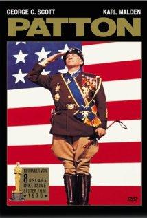 Cover for Patton