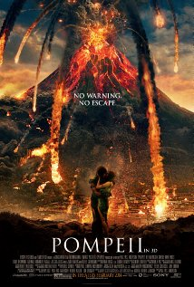 Cover for Pompeii