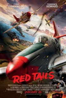 Cover for Red Tails