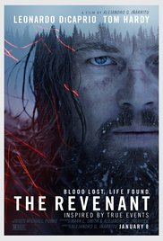 Cover for The Revenant