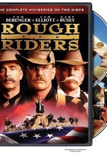 Cover for Rough Riders