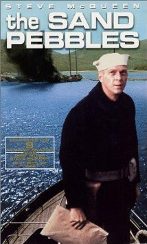 Cover for The Sand Pebbles