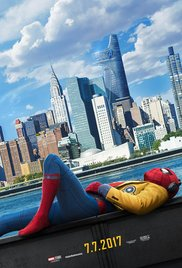 Cover for Spider-Man: Homecoming