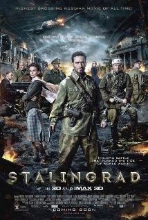 Cover for Stalingrad