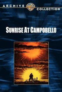 Cover for Sunrise at Campobello