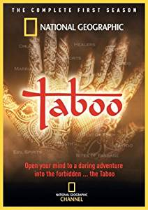 Cover for Taboo: Season One