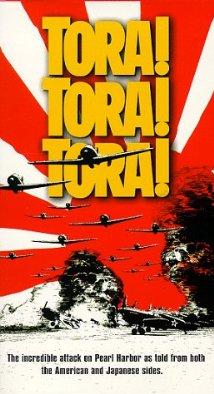 Cover for Tora Tora Tora