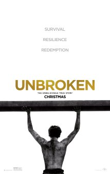 Cover for Unbroken