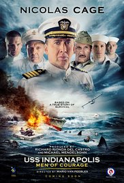 Cover for USS Indianapolis