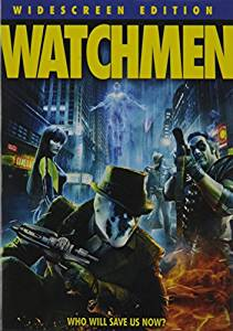 Cover for The Watchmen