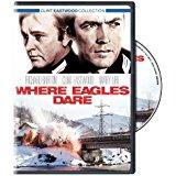 Cover for Where Eagles Dare