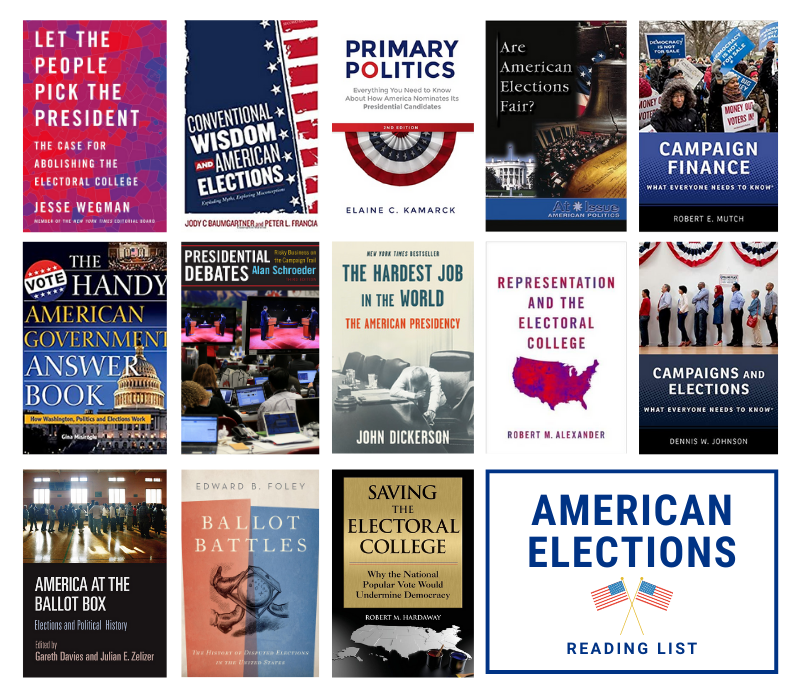 American Elections Reading List
