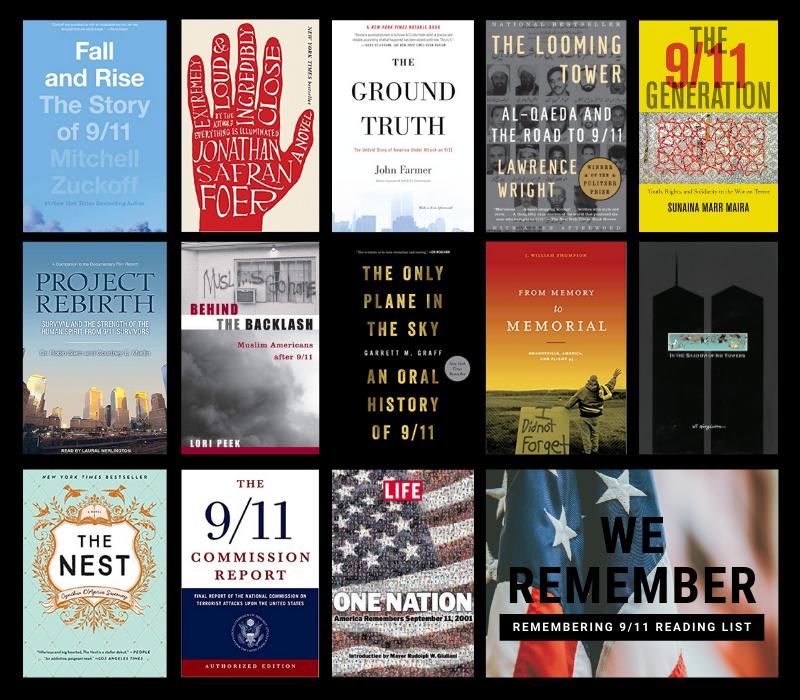 Remebering 9/11 Reading List.