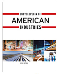 Encyclopedia of American Industry cover