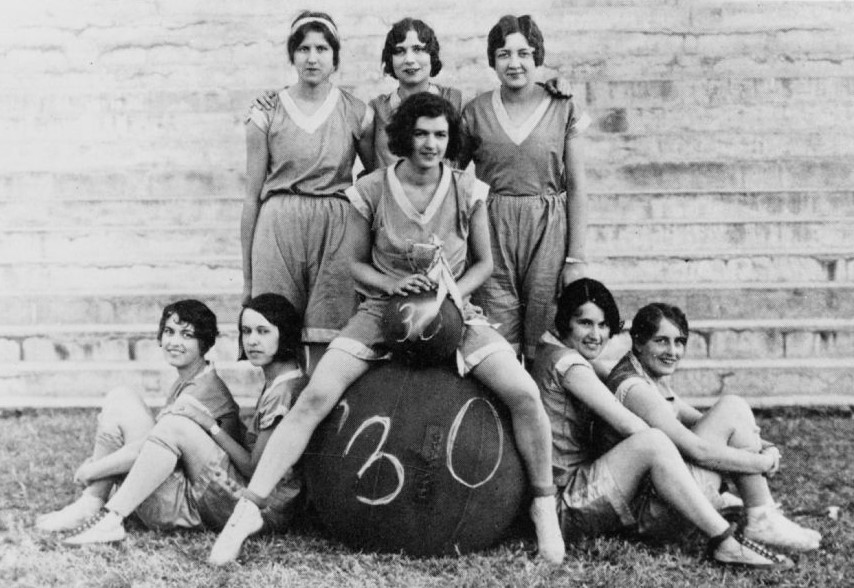 1930 ECU Women's Basketball
