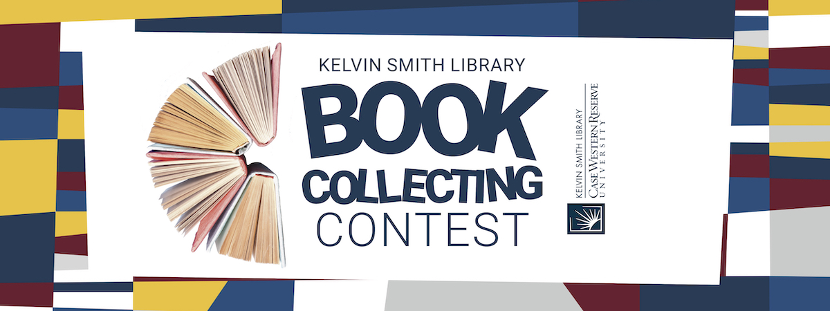 book collecting contest banner image