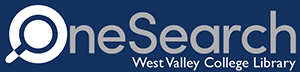 West Valley One Search Logo