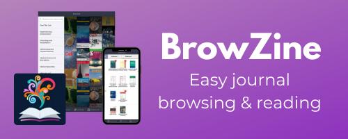 BrowZine mobile app