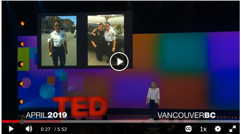 Films on Demand Video - TEDTalks: Ivonne Roman—How Policewomen Make Communities Safer