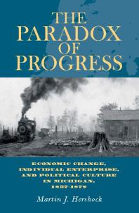 Book Cover paradox of progress