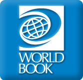 World Book Encyclopedia Button