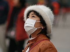 Pollution Mask China image