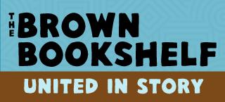 The Brown Bookshelf Logo