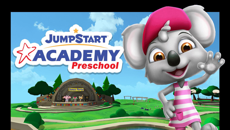 Jump Start Academy preschool logo