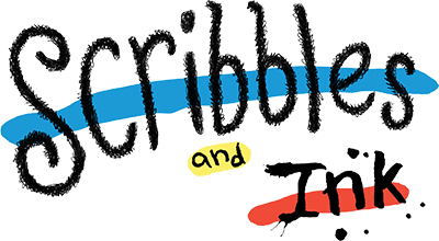 Scribbles and Ink logo