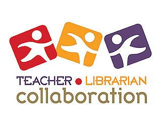 teacher librarian collaboration logo