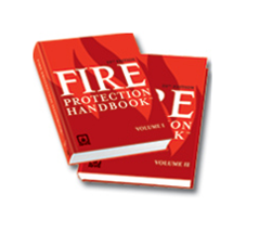 hardcover image of the fire protection handbook